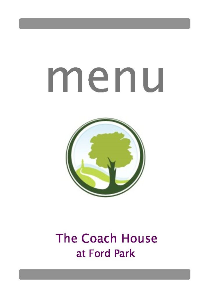 New menu launches